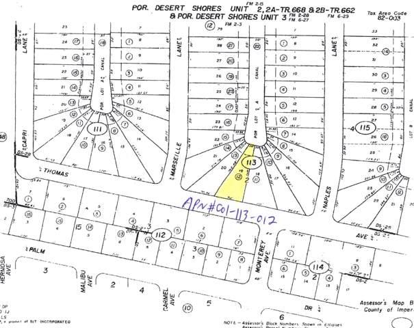 3772 Thomas Avenue, Desert Shores, CA 92274 (MLS #219037173) :: Brad Schmett Real Estate Group