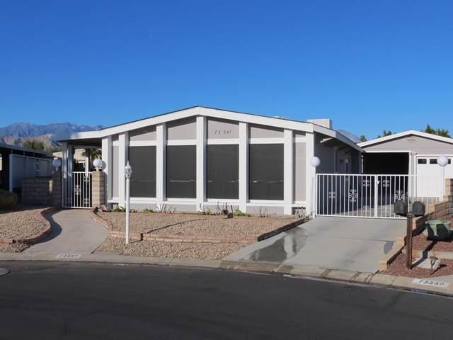 73341 Brown Rabbit Drive, Palm Desert, CA 92260 (MLS #219037180) :: Brad Schmett Real Estate Group