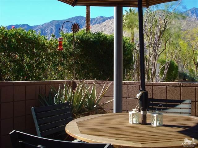 930 E Palm Canyon Drive, Palm Springs, CA 92264 (MLS #219037199) :: The Jelmberg Team