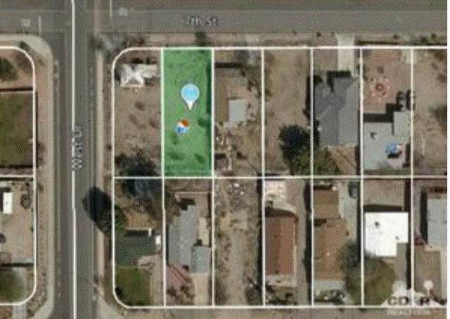 0 7th Street, Desert Hot Springs, CA 92240 (MLS #219037245) :: Brad Schmett Real Estate Group