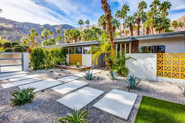 819 N High Road, Palm Springs, CA 92262 (MLS #219037248) :: Brad Schmett Real Estate Group
