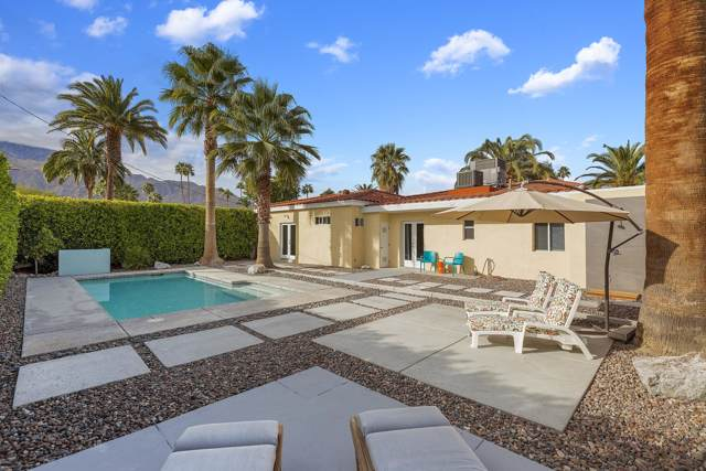 1337 E Buena Vista Drive, Palm Springs, CA 92262 (MLS #219037284) :: Brad Schmett Real Estate Group