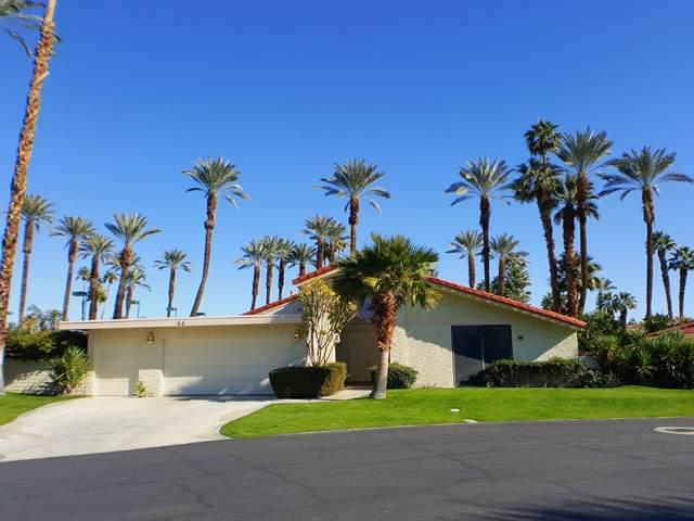 44 Lincoln Place, Rancho Mirage, CA 92270 (MLS #219037293) :: Brad Schmett Real Estate Group