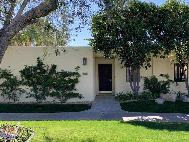 1185 E Alejo Road, Palm Springs, CA 92262 (MLS #219037351) :: The Jelmberg Team