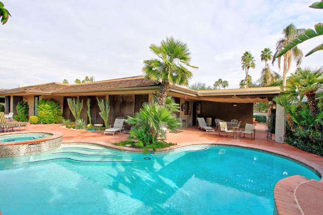 135 Columbia Drive, Rancho Mirage, CA 92270 (MLS #219037380) :: Desert Area Homes For Sale