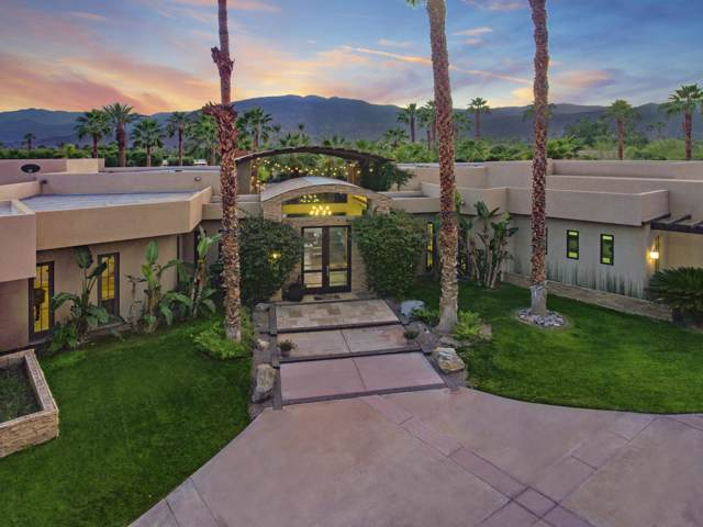 1 Shakespear Court, Rancho Mirage, CA 92270 (MLS #219037392) :: Desert Area Homes For Sale