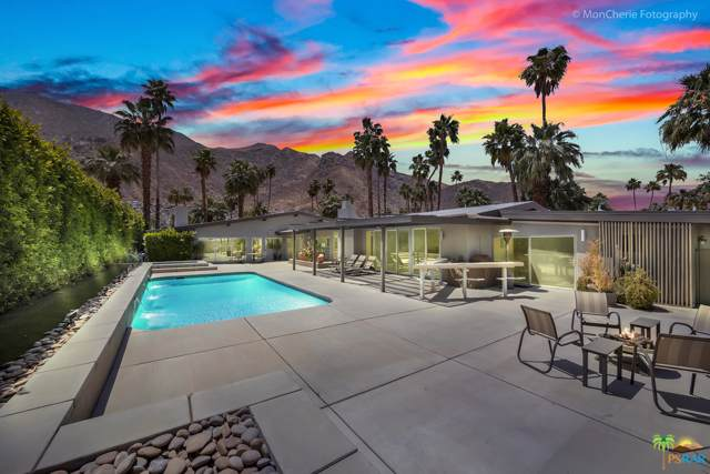 955 W Ceres Road, Palm Springs, CA 92262 (MLS #219037398) :: The Sandi Phillips Team