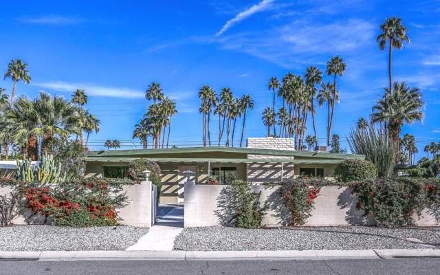 1552 Sagebrush Road, Palm Springs, CA 92264 (MLS #219037429) :: Brad Schmett Real Estate Group