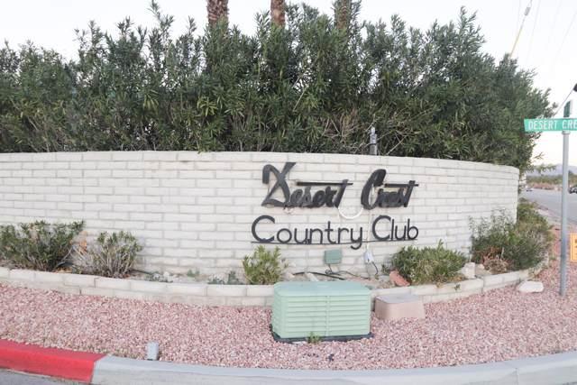 0 Crestwood Drive, Desert Hot Springs, CA 92241 (MLS #219037492) :: The Sandi Phillips Team