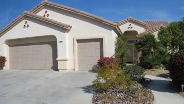 35304 Flute Avenue, Palm Desert, CA 92211 (MLS #219037506) :: The Jelmberg Team