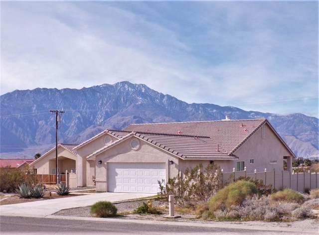 16087 Bubbling Wells Road, Desert Hot Springs, CA 92240 (MLS #219037579) :: The Sandi Phillips Team