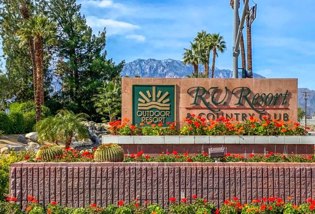 69411 Ramon Road #340, Cathedral City, CA 92234 (MLS #219037588) :: The Jelmberg Team