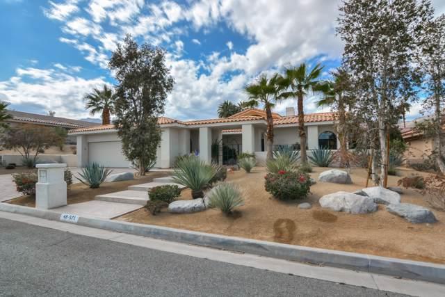 48571 N View Drive, Palm Desert, CA 92260 (MLS #219037605) :: The Jelmberg Team