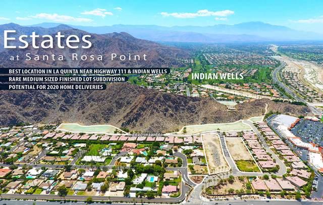 0000 Bradshaw Trl, La Quinta, CA 92253 (MLS #219037681) :: The John Jay Group - Bennion Deville Homes