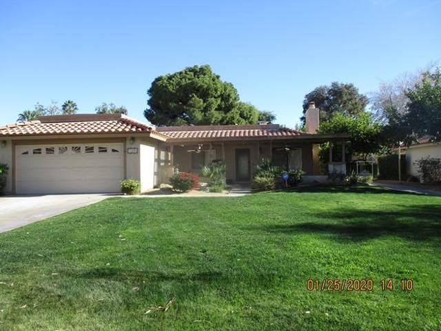 75285 Pino Drive, Palm Desert, CA 92211 (MLS #219037702) :: Hacienda Agency Inc