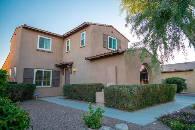 82593 Cray Mill Drive, Indio, CA 92203 (MLS #219037715) :: The John Jay Group - Bennion Deville Homes