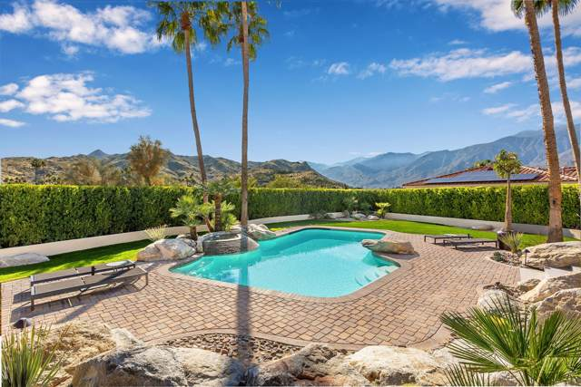 3778 Escoba Drive, Palm Springs, CA 92264 (MLS #219037745) :: The Jelmberg Team