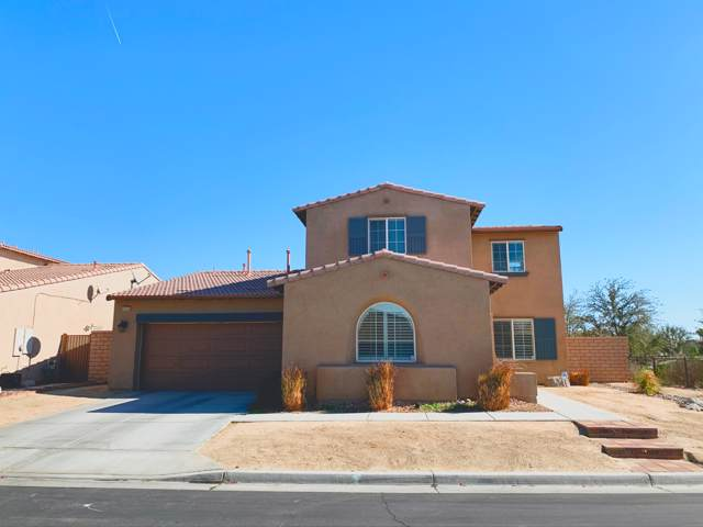 40530 Amador Drive, Indio, CA 92203 (MLS #219037746) :: The John Jay Group - Bennion Deville Homes