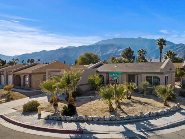 3293 N Mica Drive, Palm Springs, CA 92262 (MLS #219037749) :: The John Jay Group - Bennion Deville Homes