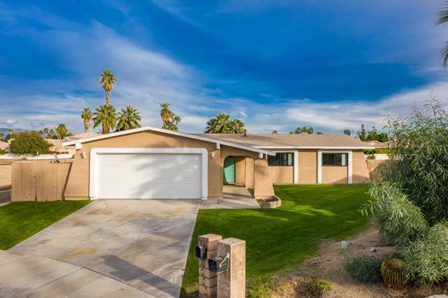 74489 Myrsine Avenue, Palm Desert, CA 92260 (MLS #219037774) :: The John Jay Group - Bennion Deville Homes