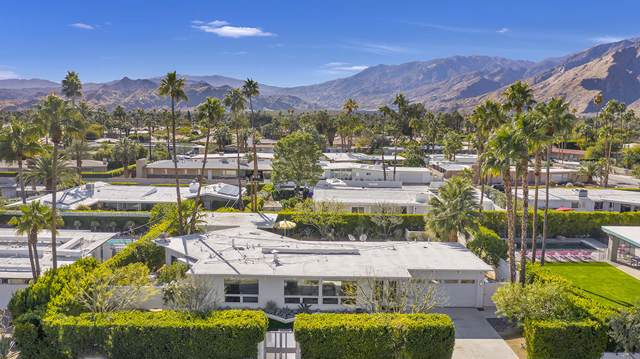 1155 E Paseo El Mirador, Palm Springs, CA 92262 (MLS #219037775) :: The John Jay Group - Bennion Deville Homes