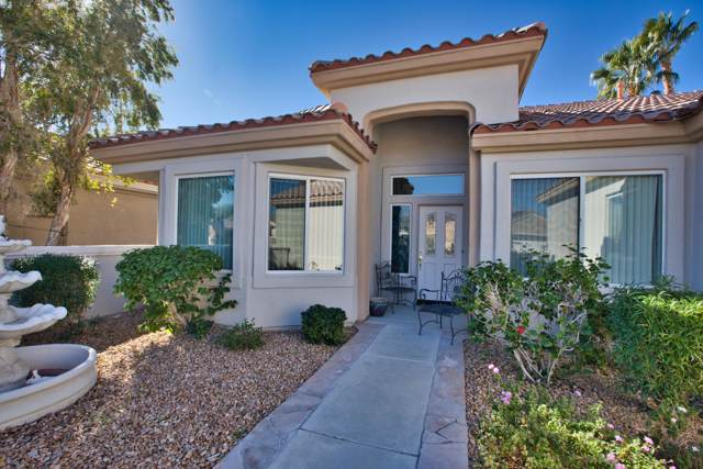 78621 Rainswept Way, Palm Desert, CA 92211 (MLS #219037788) :: The John Jay Group - Bennion Deville Homes
