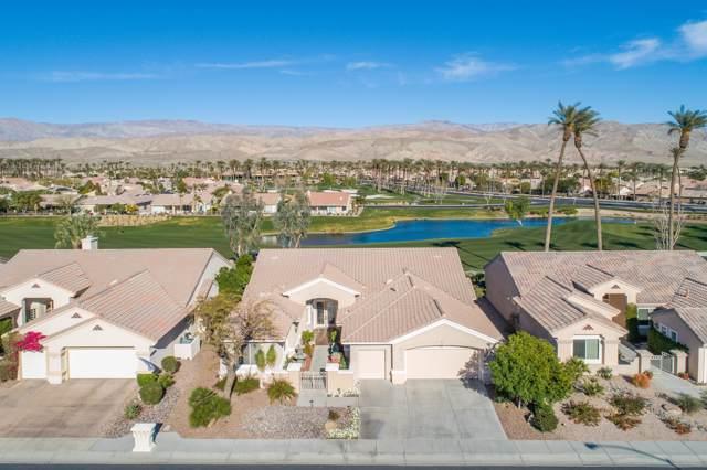 35896 Rosemont Drive, Palm Desert, CA 92211 (MLS #219037799) :: The Jelmberg Team