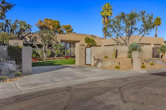 70882 La Paz Road, Rancho Mirage, CA 92270 (#219037901) :: The Pratt Group