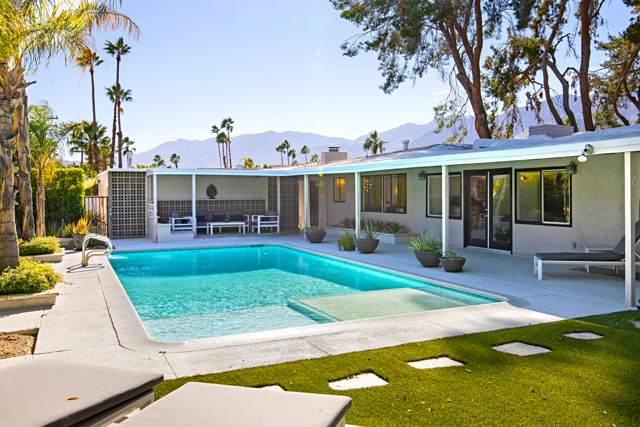 332 N Sunset Way, Palm Springs, CA 92262 (#219037927) :: The Pratt Group