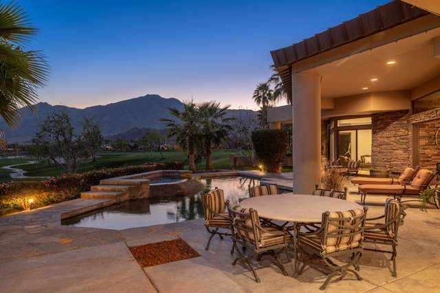 81105 Shinnecock Hills, La Quinta, CA 92253 (MLS #219038028) :: The Jelmberg Team