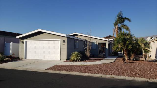15300 Palm Dr #175, Desert Hot Springs, CA 92240 (MLS #219038126) :: Deirdre Coit and Associates