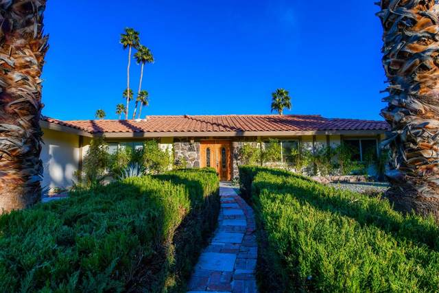 2122 S Divot Lane, Palm Springs, CA 92264 (MLS #219038288) :: Brad Schmett Real Estate Group
