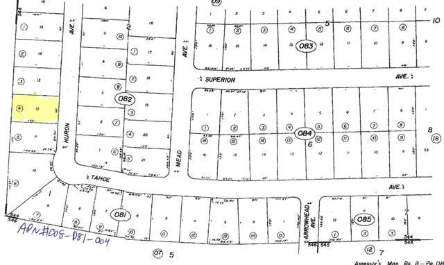 1090 Huron Avenue, Salton City, CA 92275 (MLS #219038360) :: Mark Wise | Bennion Deville Homes