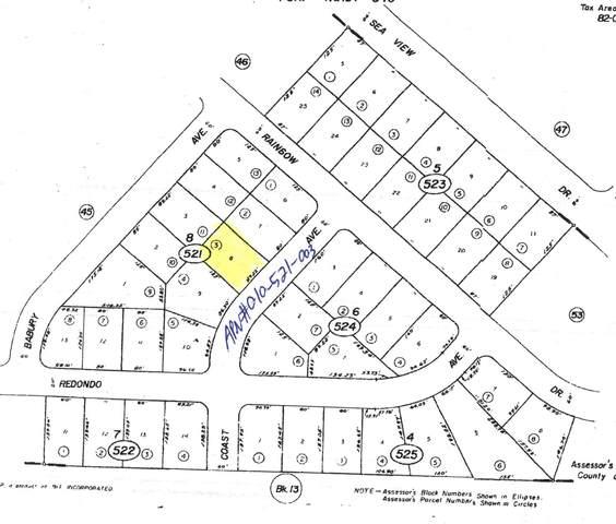 2521 Coast Avenue, Salton City, CA 92275 (MLS #219038362) :: Mark Wise | Bennion Deville Homes