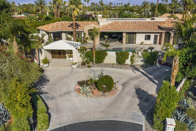 45 Clancy Lane Lane, Rancho Mirage, CA 92270 (#219038395) :: The Pratt Group