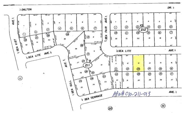 2513 Sea Lite Avenue, Salton City, CA 92275 (MLS #219038412) :: Mark Wise | Bennion Deville Homes