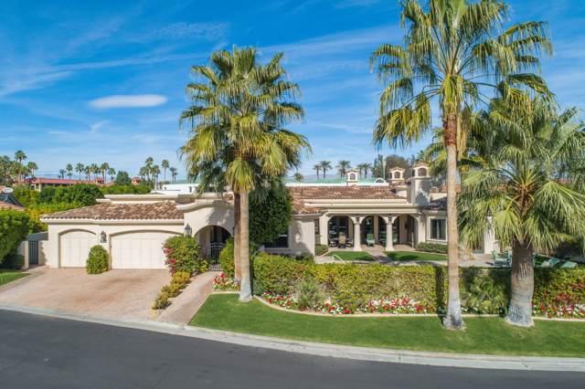 74780 N Cove Drive, Indian Wells, CA 92210 (MLS #219038476) :: The Sandi Phillips Team