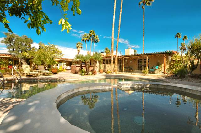 1177 S Riverside Drive, Palm Springs, CA 92264 (MLS #219038577) :: The Sandi Phillips Team