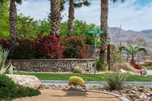 0 Sanderling Court, Desert Hot Springs, CA 92240 (#219038674) :: The Pratt Group