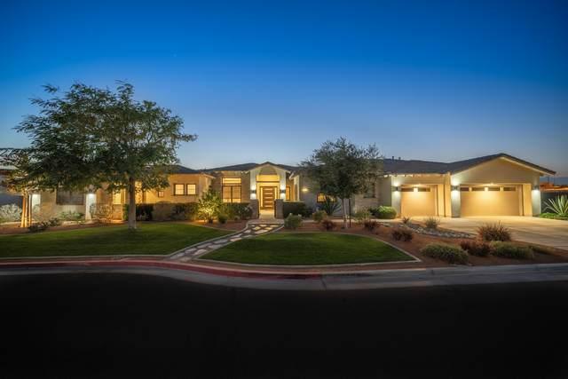 8 Siena Vista Court, Rancho Mirage, CA 92270 (MLS #219038685) :: The Sandi Phillips Team