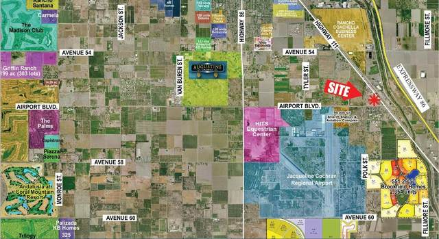 0 Nwc Hwy 111 & Airport Blvd, Thermal, CA 92274 (#219038704) :: The Pratt Group