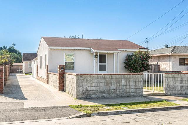 4174 Willimet Avenue, Los Angeles, CA 90039 (MLS #219038748) :: The John Jay Group - Bennion Deville Homes