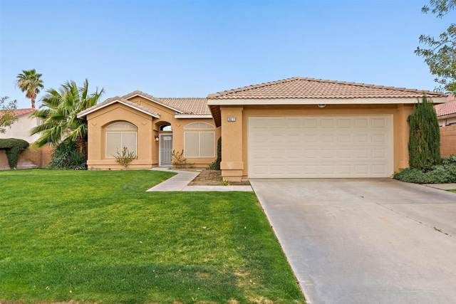 30271 San Eljay Avenue, Cathedral City, CA 92234 (MLS #219038756) :: The John Jay Group - Bennion Deville Homes