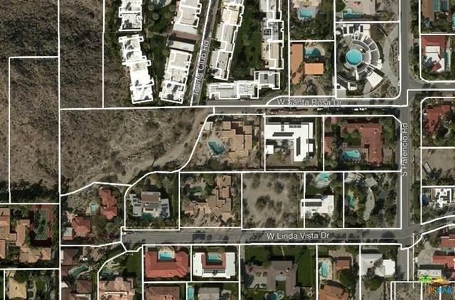 0 Santa Rosa, Palm Springs, CA 92262 (MLS #219038817) :: The John Jay Group - Bennion Deville Homes