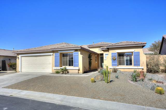83076 Singing Hills Drive, Indio, CA 92203 (#219038824) :: The Pratt Group