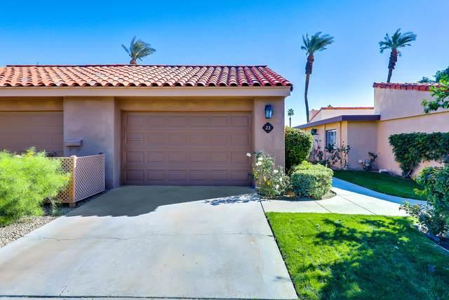 22 Haig Drive, Rancho Mirage, CA 92270 (#219038825) :: The Pratt Group