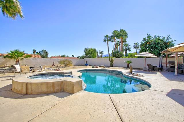 36548 Las Begonias, Cathedral City, CA 92234 (#219038828) :: The Pratt Group