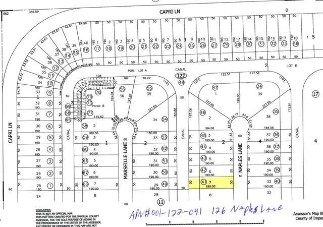 126 Naples Lane, Desert Shores, CA 92274 (MLS #219038837) :: Mark Wise | Bennion Deville Homes