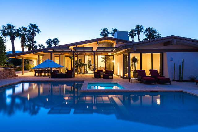 12 Avenida Andra, Palm Desert, CA 92260 (MLS #219038838) :: The Jelmberg Team