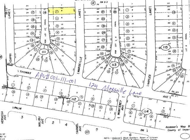 124 Marseille Lane, Desert Shores, CA 92274 (MLS #219038840) :: The John Jay Group - Bennion Deville Homes